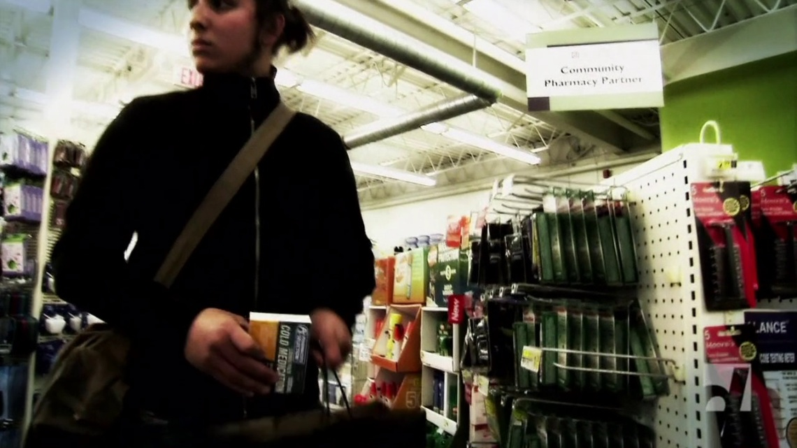 The Secret World Of Shoplifting